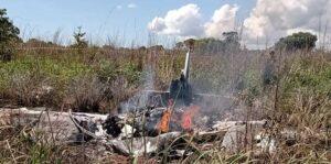 Выживших нет: самолёт с бразильскими футболистами рухнул на взлёте