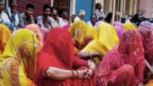 В Индии женщина ожила на собственных похоронах