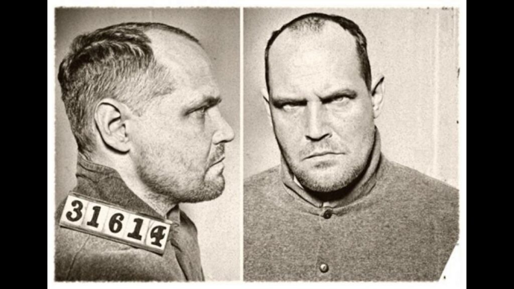 Серийный убийца Карл Панцрам