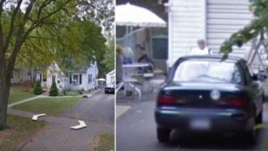 Девушка увидела на Google Maps свою умершую бабушку