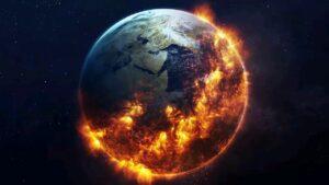 Японские учёные назвали точную дату гибели Земли