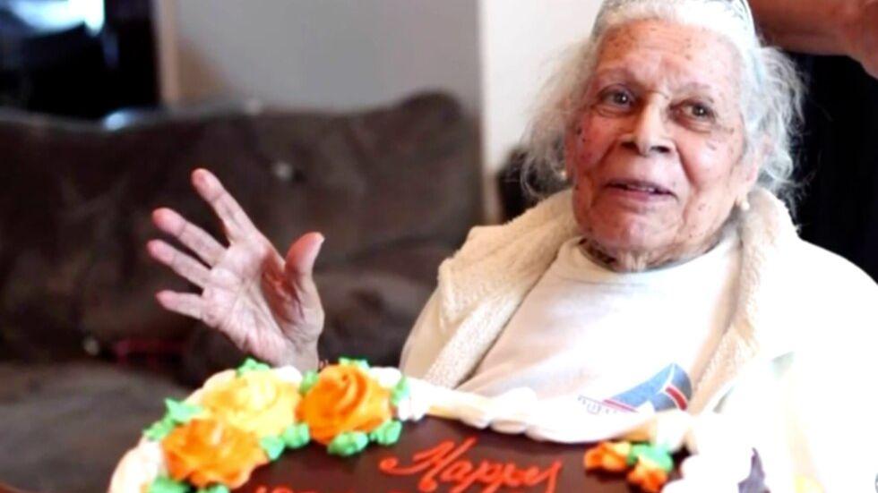105-летняя женщина победила коронавирус