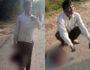 Индиец нёс по улице отрубленную голову дочери (видео)