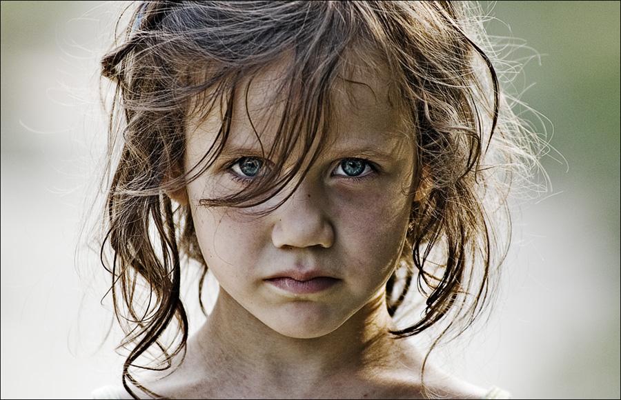 Девочка-Маугли