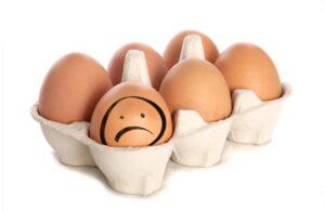 Индиец скончался, съев на спор 41 яйцо